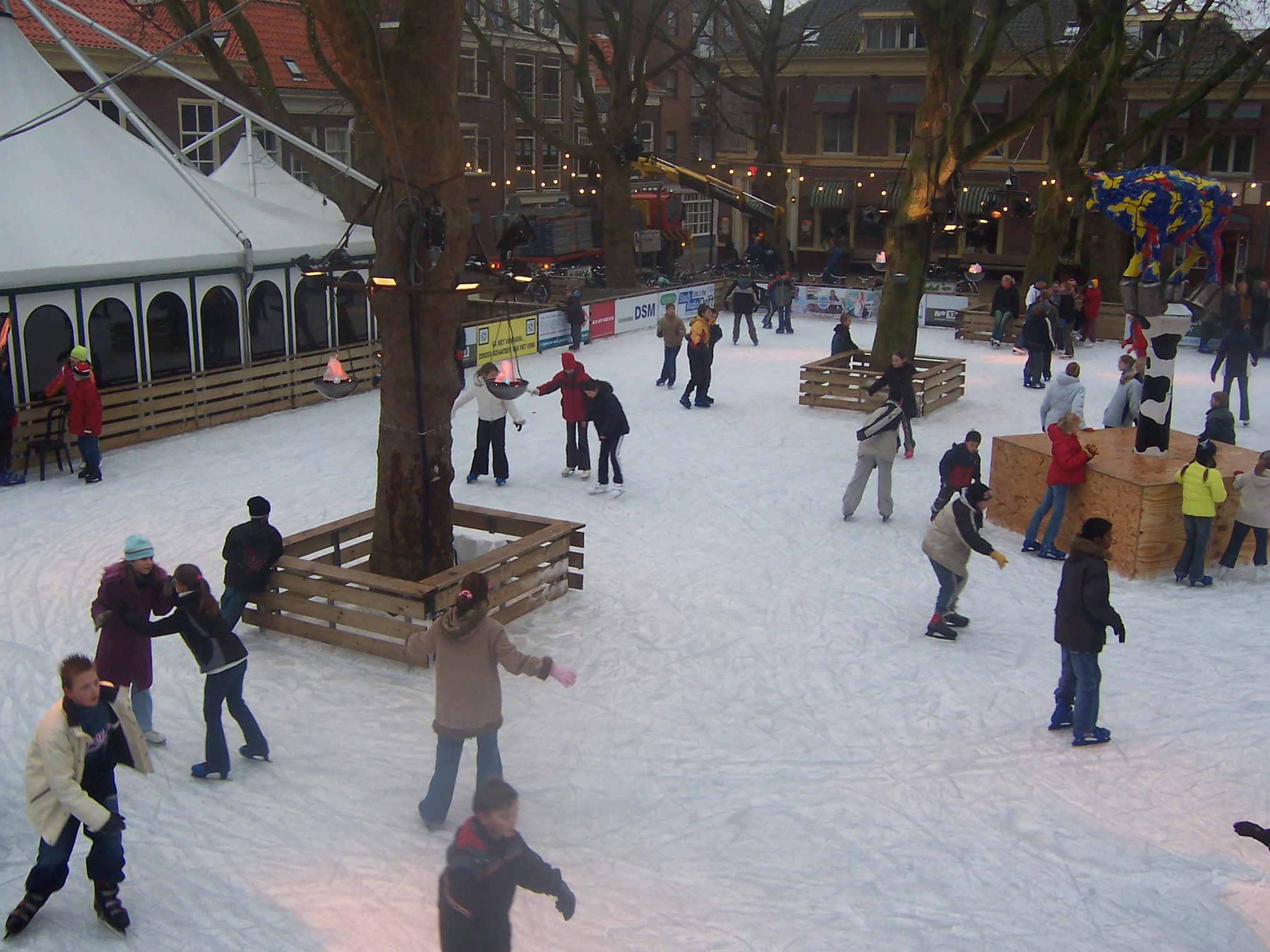 Recreational Ice rinks - ICEFACTOR